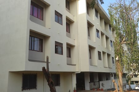 CQ Furnished Apartments (1BHK), Porvorim, Goa - Penha de França - Apartment