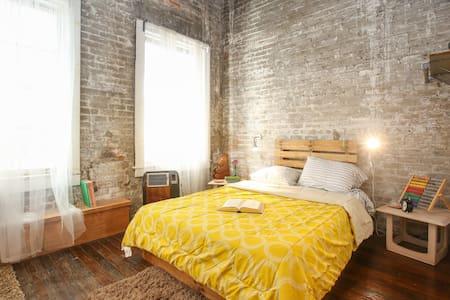 Historic Loft Heart Of Quarter - New Orleans