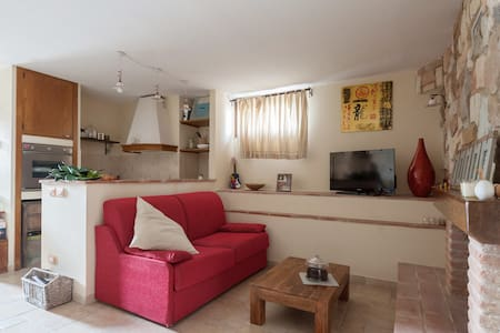 Studio Apartment with Garden - Massa - House