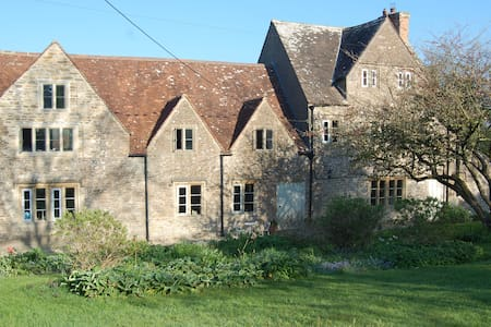 Big, relaxed family house - Cloford