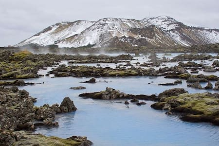 Close to the Blue Lagoon (5 min) - Grindavik - Bed & Breakfast