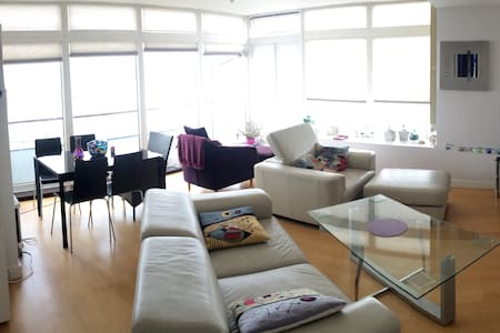 Stunning penthouse by beach with amazing views - Brighton - Appartamento