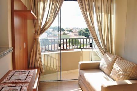 Furnished Apartment near USP - São Carlos - Wohnung