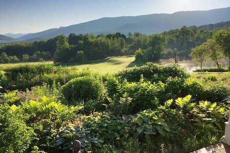 Vermont Bed & Breakfast - Szoba reggelivel