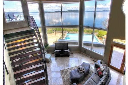 US Open Chambers Bay Waterfront Hom - Haus