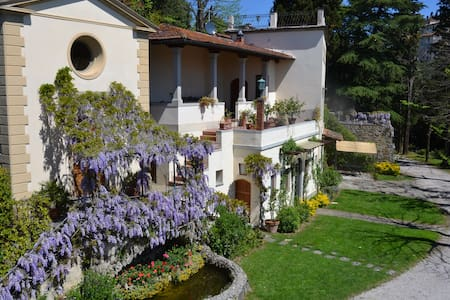 New house with garden, unique view - Florence - House