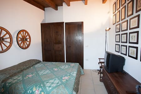 Stanza in villa La casetta Cannella - Flat