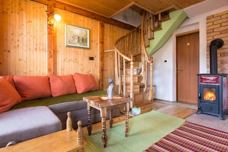 Holiday house Vesna - river Kupa - House