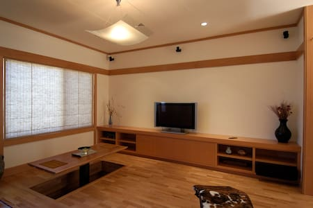 Room type: Shared room Bed type: Futon Property type: House Accommodates: 1 Bedrooms: 1 Bathrooms: 1