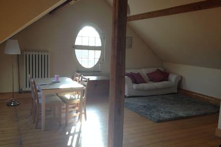 Cosy Villa Loft (only F & Couples) - Pis