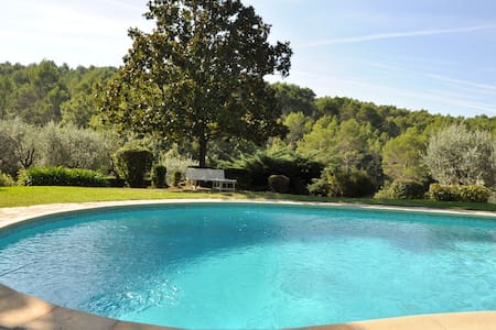 Holiday home in the Provence (Var) - Callas