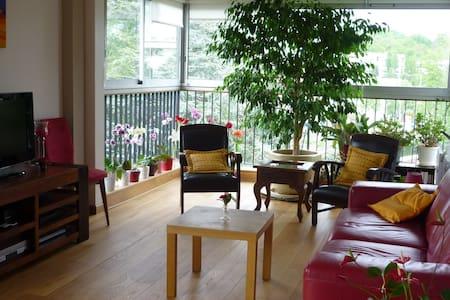 Appartement proche parc château - Leilighet