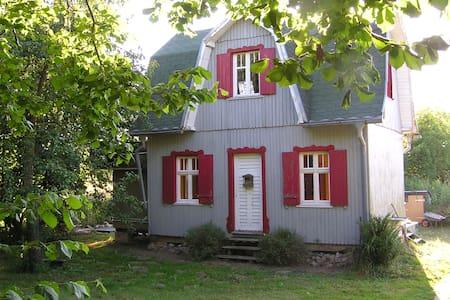 Holzhäuschen, Schaalsee - House