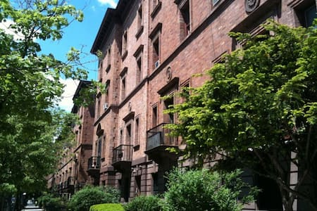 Historic Strivers Row Home