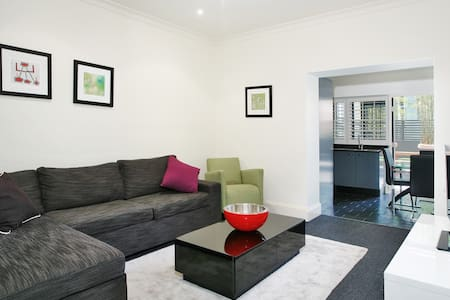 StN2S 2BR Potts Point - Wohnung