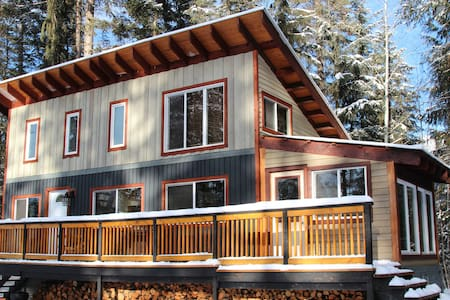 Taro's Cabin Golden BC - Golden - Rumah