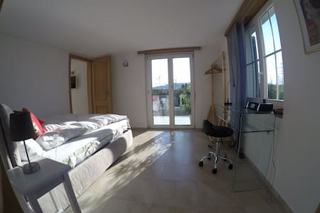 1 bed room apartment with terrace - Frick - Appartement