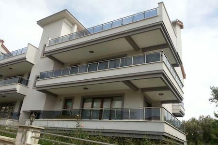 Ener 1 Teras Evleri Havuzlu Muhteşem Dubleks - Apartment