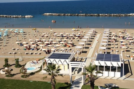 Relax 5 minutes from Rimini fair and near the sea - Wohnung