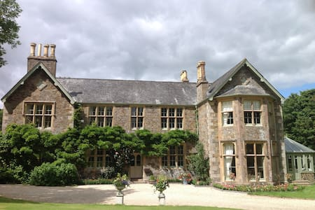 A Victorian Manor House - Sampford Courtenay Devon