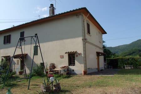 Casolare nel Mugello Fiorentino - House