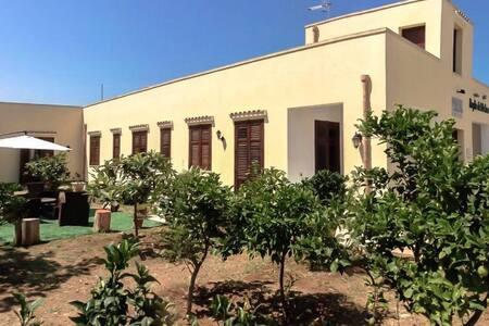 Baglio del Mulino a Vento - San Vito Lo Capo - Bed & Breakfast