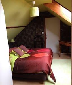 Chambre confortable dans maison - House