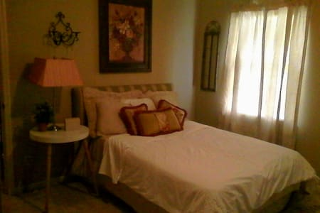 Charming double suite - Bed & Breakfast