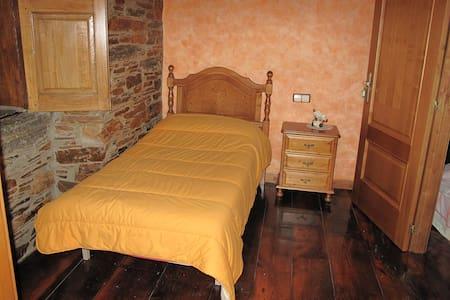 Casa do Catalán, Habitación doble. - House