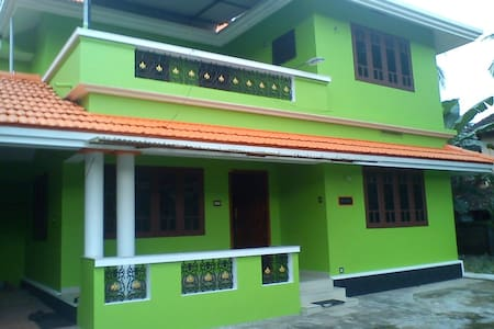Entire Floor in the Heart of Trichur - House