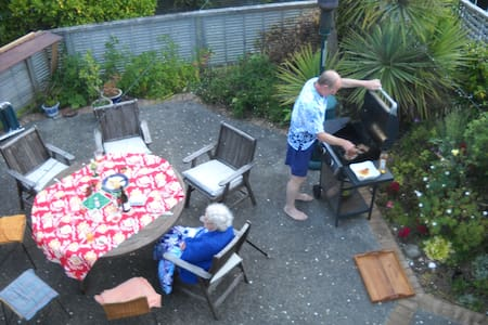 Room and ensuite in seaside suburb - Lower Hutt - Bed & Breakfast