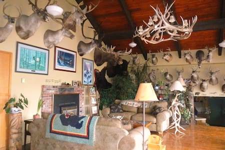Whitebird Summit Lodge BnB - Grangeville - Bed & Breakfast