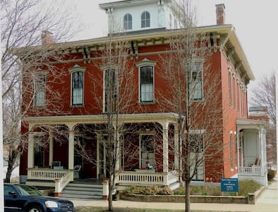 The Alfred Lamb Room - Hannibal - Bed & Breakfast