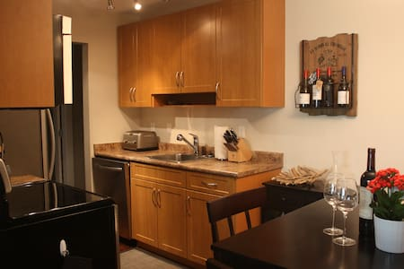 Trendy 1 BR Apt. in Lower Lonsdale