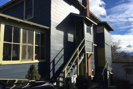 Denali Treehouse on McKinley Street - Lake Placid - 아파트