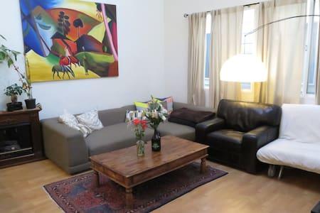 Sunny 3 bedroom in NOPA - San Francisco - Apartment