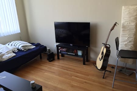 Nob Hill Fully-Furnished Studio - San Francisco - Apartment