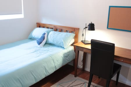 Cozy room & wi-fi, walk to beach - Apartamento