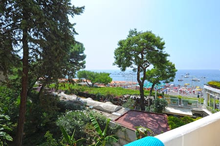 Villa Positano Beach - sleeps 4 - Positano - House