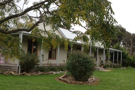 The High Country Homestead - Swanpool - Haus