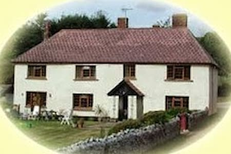 Yeos Farm B and B, Exeter, Devon - Bed & Breakfast