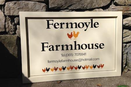 Fermoyle Farmhouse B&B- Triple Room
