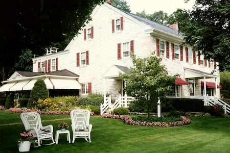 Featured in Country Inn's Magazine - Bed & Breakfast