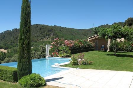 Magnifique villa avec piscine - Villa