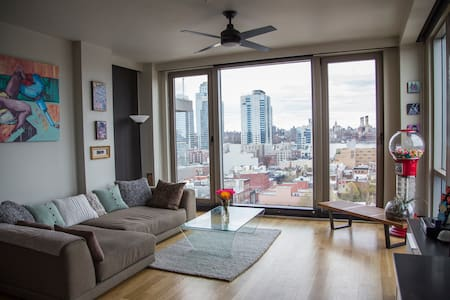 Modern 1BR - Amazing Views!!!