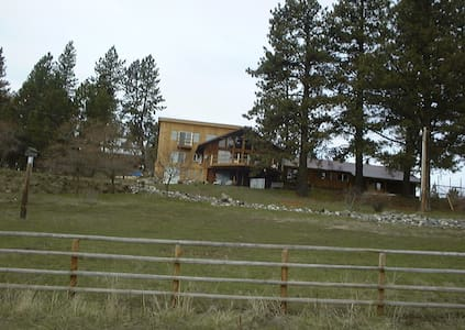 Whitebird Summit Lodge - Grangeville - Bed & Breakfast