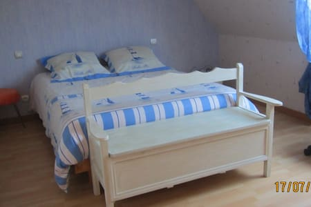 Chambres baie du Mont-Saint Michel - Champcey - Bed & Breakfast