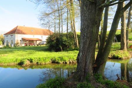 Gite DESIGN & NATURE 8 pers. Loiret - Haus