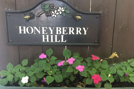 """Honeyberry Hill """"Southern Exposure"""" - Ithaca"""