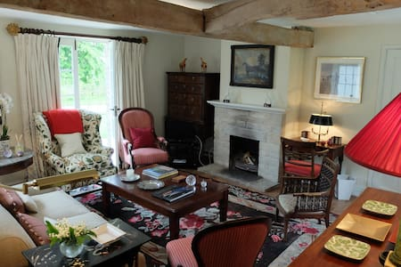 Pretty Gloucestershire 2 bedroom cottage - Southrop - House